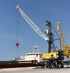 Liebherr revives lhm180-2-sm